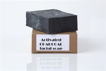 Picture of Activated Charcoal Facial Soap